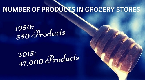 number-products-grocery-stores