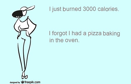 Calorie controlled diet misleads